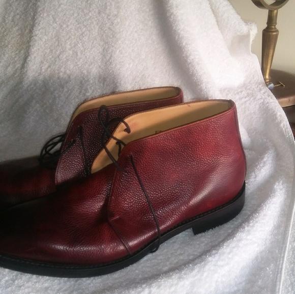 Brooks Brothers Chukka Boots Nm Sz 1 12